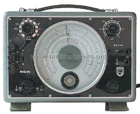 GM4144; Philips; Eindhoven (ID = 143099) Equipment