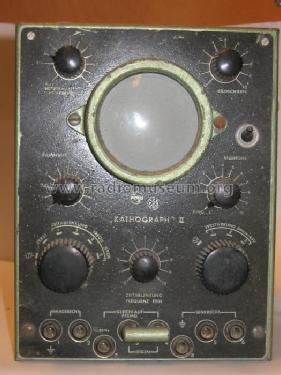 Kathograph II GM3155B; Philips Radios - (ID = 119715) Equipment