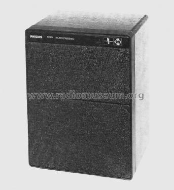 Motional Feedback Box 544 Electronic 22RH544 /50R /65R /79R; Philips; Eindhoven (ID = 140622) Speaker-P