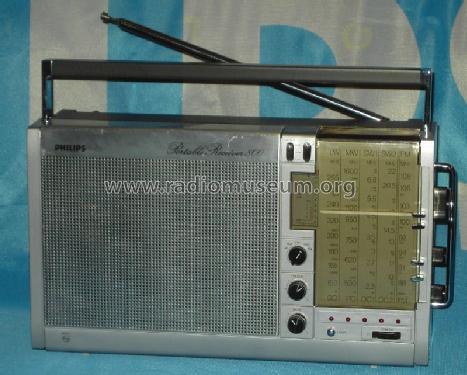 Portable Receiver 800 90al800   01 Radio Philips  Eindhoven