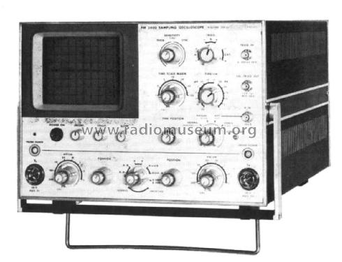 Sampling Oscilloscope PM3400; Philips; Eindhoven (ID = 1899787) Equipment