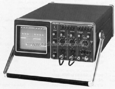 Zweikanal-Oszilloskop PM3215; Philips; Eindhoven (ID = 399594) Equipment