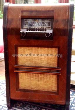 Console 599A; Philips Electrical, (ID = 2072041) Radio