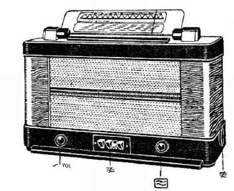 85-U; Philips Ibérica, (ID = 756627) Radio