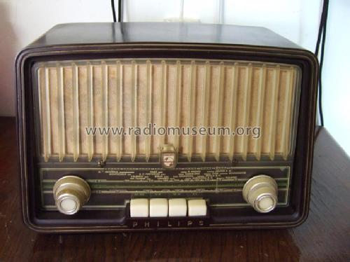 BE-362-U; Philips Ibérica, (ID = 436955) Radio