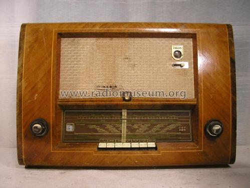 633A; Philips Finland - (ID = 1330418) Radio