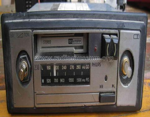 autoradio cassette 22ac230 car radio philips france. Black Bedroom Furniture Sets. Home Design Ideas