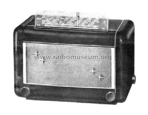 BF381A /00 /01; Philips France; (ID = 1842622) Radio