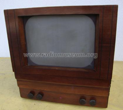 TX601A /29; Philips France; (ID = 2251027) Television