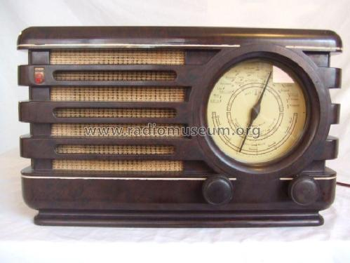 371A; Philips Electrical, (ID = 1801857) Radio