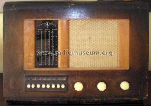 E151A; Philips Electrical, (ID = 363034) Radio