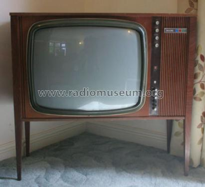 Dual Standard Colour TV G25K500 Ch= G6; Philips Electrical, (ID = 1253187) Television