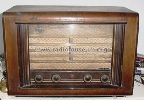 BE-512-A; Philips Ibérica, (ID = 1632596) Radio