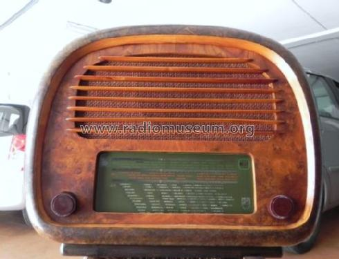 BI561A; Philips Italy; (ID = 1037350) Radio