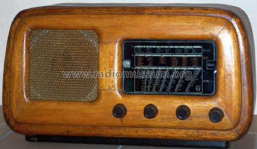 BI570/A; Philips Italy; (ID = 1281419) Radio