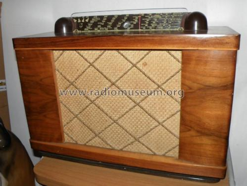 BI592A; Philips Italy; (ID = 2618985) Radio