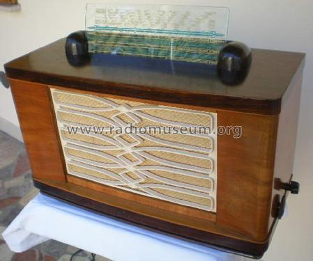 BI693/A; Philips Italy; (ID = 1174730) Radio