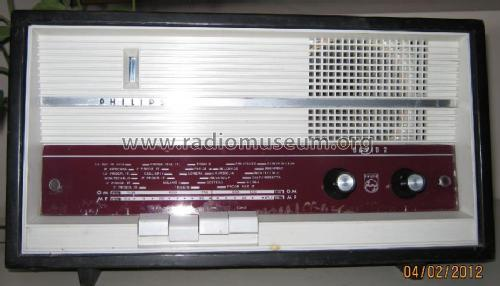 David 2 B3I30A; Philips Italy; (ID = 1159609) Radio