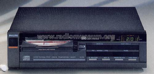 compact disc player cd150 r player philips belgium belgien rh radiomuseum org Philips Ultrasound User Manuals Philips TV User Manual