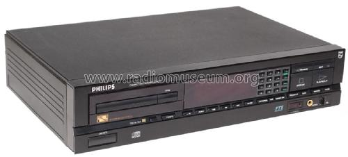 Compact Disc Player CD834 /00B; Philips Belgium (ID = 1815449) R-Player