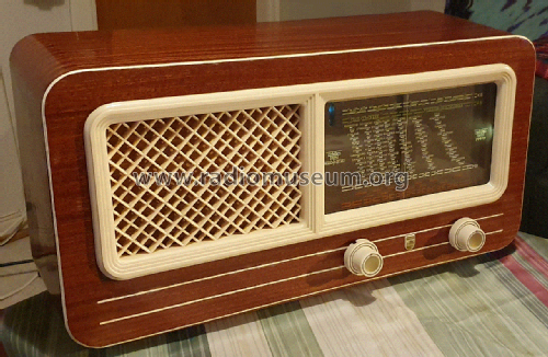 Ballett BN341A; Philips Norway Norsk (ID = 2464136) Radio