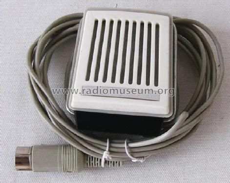 Dynamic Microphone EL-3781; Philips Norway Norsk (ID = 2231727) Microphone/PU