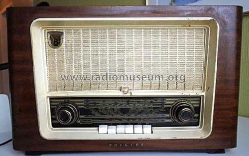 President 56 BN453A; Philips Norway Norsk (ID = 2373226) Radio