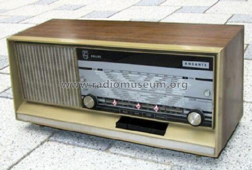 Andante 03RB262 /00; Philips - Österreich (ID = 73898) Radio