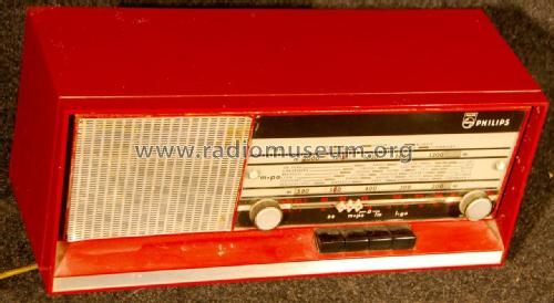 Andante 22RB271; Philips - Österreich (ID = 1752398) Radio
