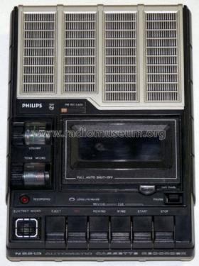 Automatic Cassette Recorder N2213/00; Philips - Österreich (ID = 738230) R-Player