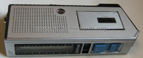 Dictaphone LFH0088/00; Philips - Österreich (ID = 799652) R-Player