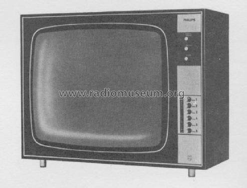 Format 20 Automatic A20T644 /03 Ch= F4-KÄ ; Philips - Österreich (ID = 153948) Télévision