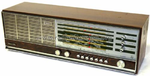 Premiere Automatic 22RB484 /92; Philips Finland - (ID = 1822674) Radio