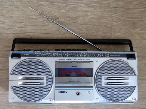 Stereo Compact Line Mark 2 D8130/00; Philips - Österreich (ID = 2363543) Radio