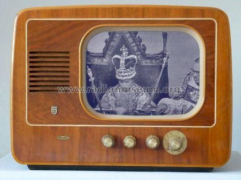 TDK 1420; Philips Radio A/S; K (ID = 981344) Television