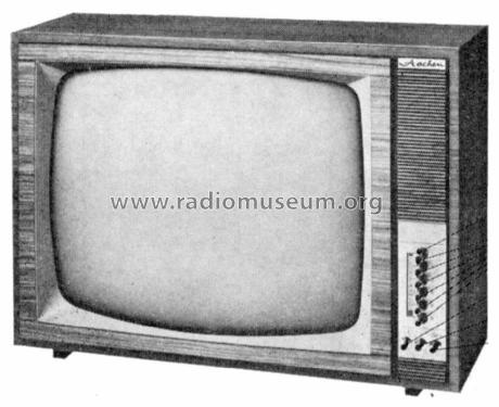 Aachen 23TD532A /00 /06 Ch= D5F; Philips Radios - (ID = 1871302) Television