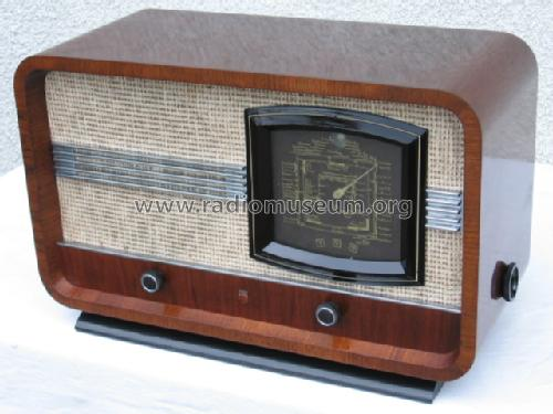 Aachen-Super D60; Philips Radios - (ID = 124433) Radio