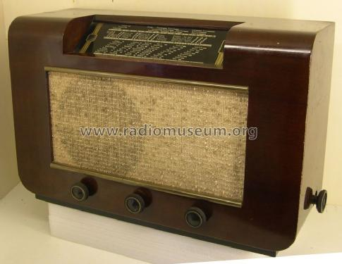 Aachen-Super D61; Philips Radios - (ID = 1670434) Radio