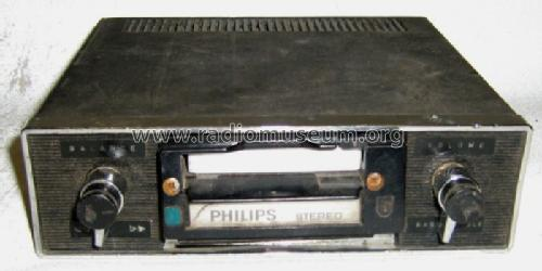 Auto-Cassetta Stereo N2602; Philips Radios - (ID = 776806) R-Player