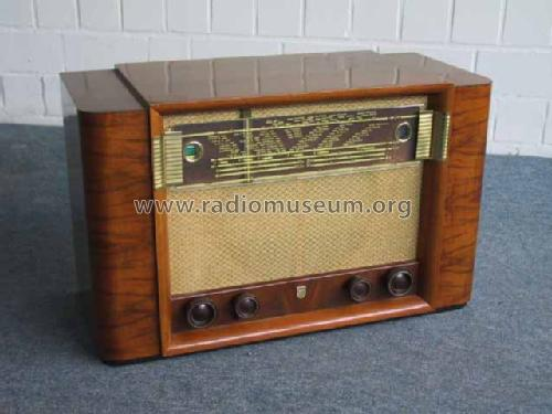 Capella 51 BD712A-22; Philips Radios - (ID = 82934) Radio