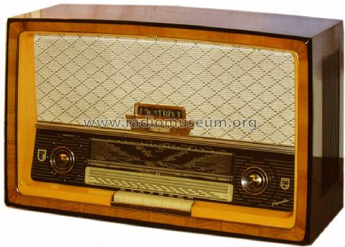 Capella 663 BD663A; Philips Radios - (ID = 19601) Radio