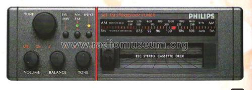 City DC365; Philips Radios - (ID = 449124) Car Radio