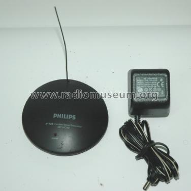 FM Cordless Stereo Headphones SBC HC 305 Speaker-P Philips R