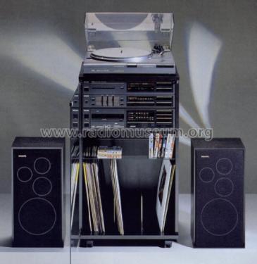 hifi rack f152 r radio philips radios deutschland build. Black Bedroom Furniture Sets. Home Design Ideas