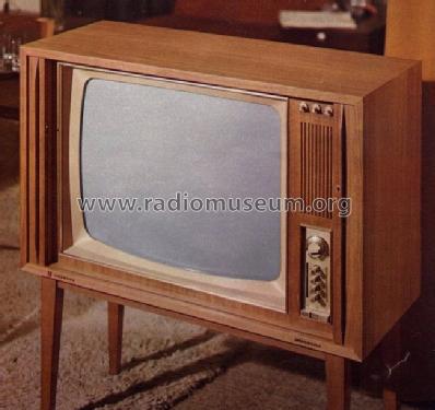 Leonardo Vitrine 23CD397A 00 06 Ch D3 Television Philips