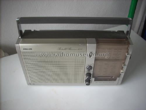 Portable Receiver 600 90al600  00 Radio Philips Radios