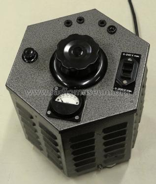 Regel-Trenntransformator RTT54 B87090003; Philips Radios - (ID = 1259726) Equipment