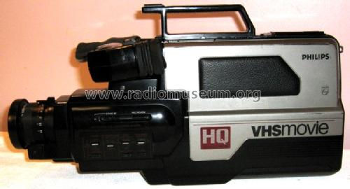 vhs movie vkr 6820 r player philips radios deutschland bu rh radiomuseum org Philips Electronics Manuals Philips Television