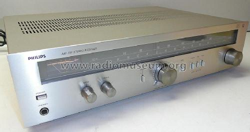am fm stereo receiver 22ah691 05 radio philips singapore rh radiomuseum org Pioneer Stereo Receiver Philips Stereo System