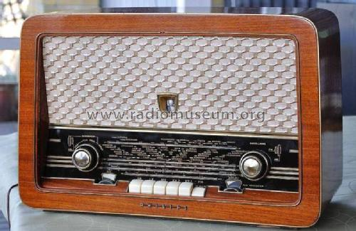 BS461A; Philips, Svenska AB, (ID = 1616927) Radio